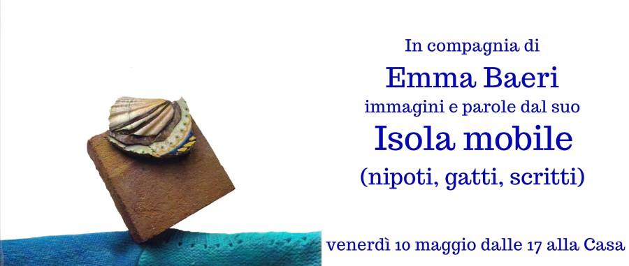 Emma Baeri_Isola mobile