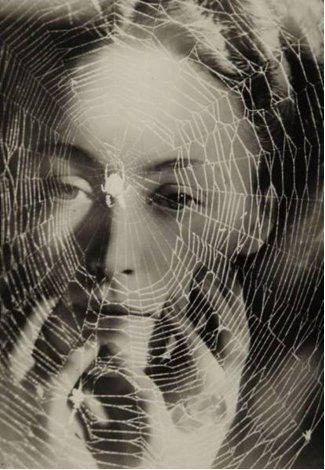 Les années vous guettent - Dora Maar, artista surrealista, ritrae la sua amica Nusch Eluard, 1934