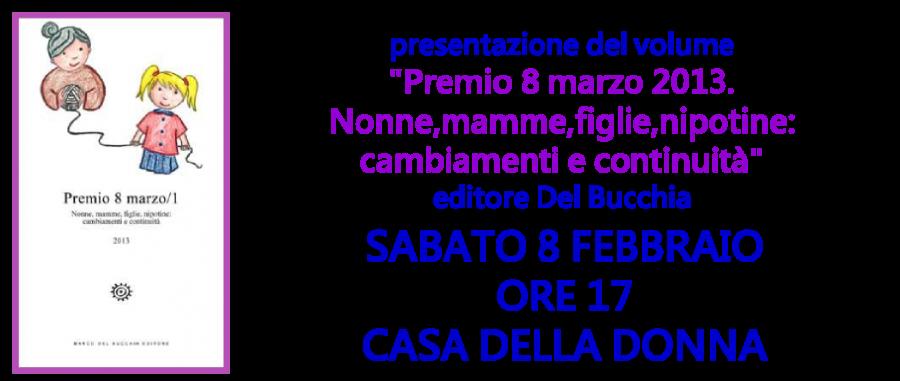 slide concorso 8 marzo