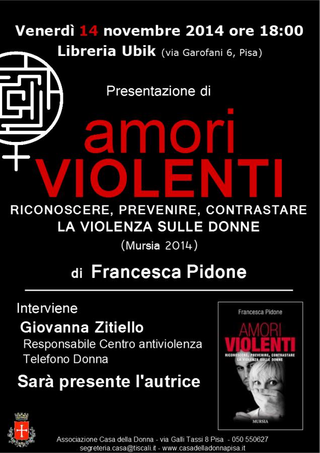 locandina Amori Violenti