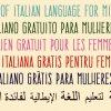 Aperte le iscrizioni al corso gratuito di italiano per donne migranti