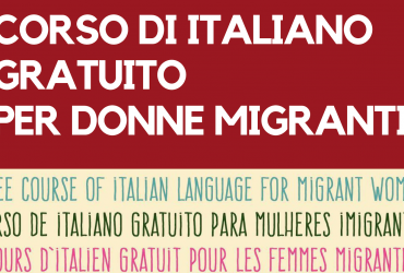 Al via il corso gratuito di italiano per donne migranti