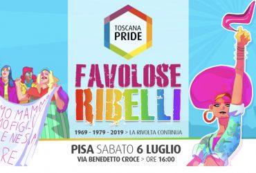 Perché il 6 luglio saremo al Toscana Pride