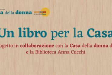 """Un libro per la Casa, il nuovo progetto della Biblioteca """"Anna Cucchi"""""""