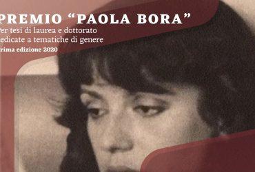 """Premio """"Paola Bora"""", la commissione selezionatrice"""